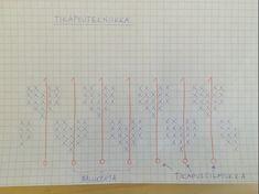 Neulevinkki: Tikapuutekniikka   Pistoja & Lastuja Mittens, Chart, Knitting, Socks, Fingerless Mitts, Tricot, Breien, Fingerless Mittens, Stricken