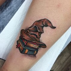 20 Magical Tattoos for 20 Years of Harry Potter
