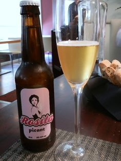 Cerveza Artesanal Rosita Picant