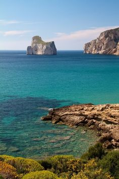 #Pan_di_Zucchero #Beach, #Sardinia, #Italy. Get some great #trip_ideas and start planning your next trip! See More: RoutePerfect.com