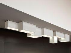 Lampada da soffitto modulare LINK XXL - Vibia: Link