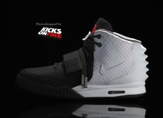 online store ba721 3ee5b Take a Look at These Nike Air Yeezy 2 Colorways Inspired by Air Jordans