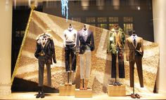 J Crew new store opening, in collaboration with Confetti Systems | Regent Street, London