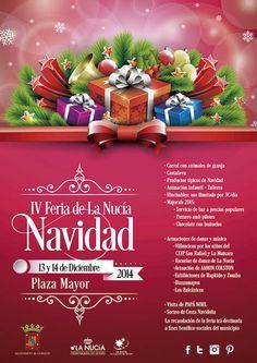 IV Feria de Navidad de La Nucía.