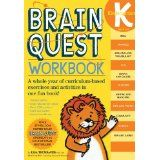 Brain Quest Workbook: Kindergarten (Paperback)By Lisa Trumbauer