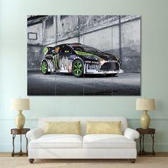 Ken Ford Fiesta Block Giant Wall Art Poster (P-0099)