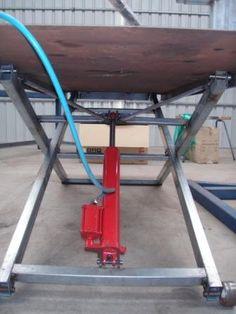 Router table lift mechanism googleda ara denenecek projeler pa160004g bike liftlift tablegarage keyboard keysfo Images
