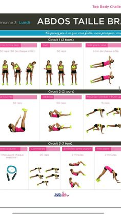 Yoga Fitness Plan - SEMAINE 3 LUNDI - Get Your Sexiest. Body Ever!…Without crunches, cardio, or ever setting foot in a gym! Wellness Fitness, Yoga Fitness, Fitness Plan, Health Fitness, Planning Sport, Sport Diet, Sport 2, Bikini Body Guide, Total Body