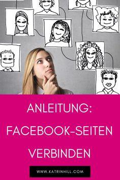 Eine Facebook-Seite zu erstellen ist heutzutage eine unkomplizierte Angelegenheit. Was macht man jedoch, wenn man zwei Facebook-Seiten betreibt und nur eine davon behalten möchte? Ich zeige dir, was du jetzt tun kannst. #katrinhill #facebook #facebooktipp #facebookmarketing #facebookseite