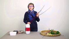 The last two weekends we worked on our first video. It is a video to make a simple ikebana arrangement. Please let us know what you think.  If you think it is interesting we might make some more.  #ikebana #sogetsu #いけばな #生け花