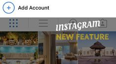 Instagram enables multiple account switching