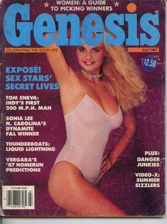 Genesis Magazine July 1987 Very Good Mature by JamesVintageJunk
