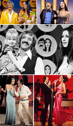 The Sonny and Cher show...