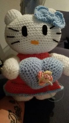 Hello kitty corazon