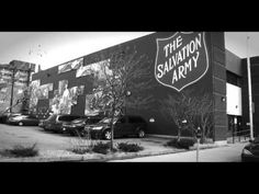 The Dignity Project feature video, Salvation Army Canada.  http://www.salvationarmy.ca/