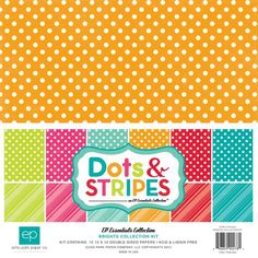 EchoPark Dots & Stripes: Brights