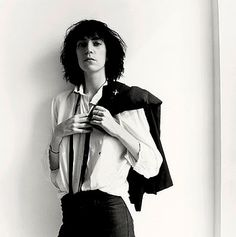 patti smith photo by robert mapplethorpe