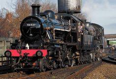 Steam locomotive from BBC sitcom to star in West Somerset Railway Spring Steam Gala