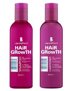 Lee Stafford Hair Growth Shampoo e Conditioner