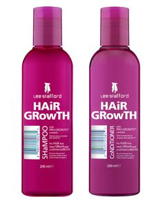 Lee Stafford Hair Growth Shampoo e Conditioner