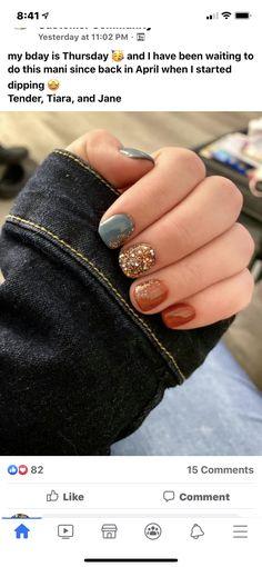 Cute Gel Nails, Shellac Nails, Get Nails, Fall Nails, Hair And Nails, Acrylic Nails, Manicure, Sassy Nails, Trendy Nails