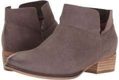 Keep your look modern and classic with the Snare bootie from Seychelles. ; Leather upper. ; Side zip closure. ; Almond toe, ankle bootie silhouette. Available Colors: Black ,Black Suede ,Cognac Suede ,Light Tan Leather ,Pewter Metallic ,Pink Nubuck ,Slate Nubuck ,Taupe #affiliate