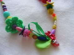 Necklace - Annabelle - Ketting, d.i.y.,kids stuff
