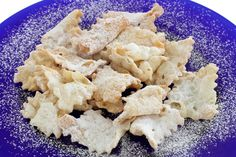 Find Chiacchiere Italian Carnival Cookies On Blue stock images in HD and millions of other royalty-free stock photos, illustrations and vectors in the Shutterstock collection. Thousands of new, high-quality pictures added every day. Pictures For Sale, Food Pictures, Blue Dishes, Frappe, Biscotti, Italian Recipes, Feta, Carnival, Dessert