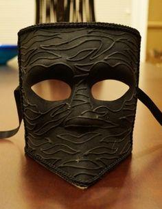 Men's Masquerade Bauta Mask