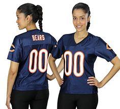 Chicago Bears NFL Womens Team Fashion Dazzle Jersey, Navy (X-Large, Navy) NFL http://www.amazon.com/dp/B009T65WZY/ref=cm_sw_r_pi_dp_RMFgub08BBPYR