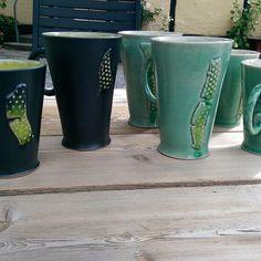 """Lene Hansen (@lenekeramiker) på Instagram: """"Café latte ..😋"""""""