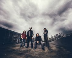 """For fans ofEnslaved, Opeth, Gojira, Isis, Strapping Young Lad MetalWani Premiere CENTURIES OF DECAY's George Orwell Inspired Single """"Wings of Death"""" Debut Self-Titled Album Out A…"""
