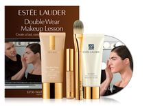 Double wear, the longest EVER lasting foundation!