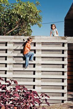 Six-year-old twins N