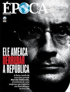 "Nicéas Romeo Zanchett: Marcelo Odebrecht ameaça derrubar a República. ""Te..."