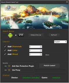 Boom Beach Hack Tool 2015 & Cheats Free Download {NEW}