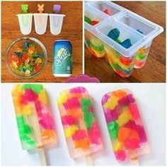 gummy, bear, sprite, fun, kids, activity, summer, cool, hot, warm, popsicle, icy