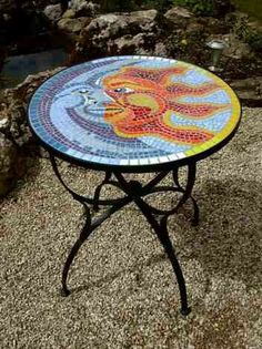 Moon/sun table                                                                                                                                                                                 More
