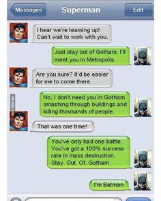I'm #batman #dc #dccomics #comics #superman