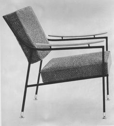 how to fix a 1960 tub chair