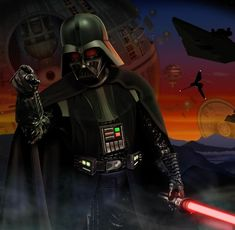 Vader Star Wars, Star Wars Art, Darth Vader, Sith, Star Wars Canon, Mundo Geek, Star Wars Images, Batman Vs Superman, Dark Lord