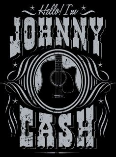 Hello!  I'm Johnny Cash