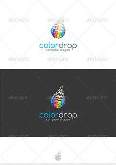 Realistic Graphic DOWNLOAD (.ai, .psd) :: http://vector-graphic.de/pinterest-itmid-1003627319i.html ... Color Drop Logo ...  abstract, ai, art, blue, cdr, color, colorful, creative, drop, drops, eps, game, games, green, logo, media, mosaic, music, orange, paint, photo, pink, pixel, pixels, png, point, studio, vector, violet, web  ... Realistic Photo Graphic Print Obejct Business Web Elements Illustration Design Templates ... DOWNLOAD…
