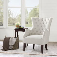 Cottage Style Decorating Ideas | Cottage style, Side chair and ...
