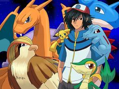 Ash The Pokemon Characters Have All Grown Up and They Look Like Real Adults! | moviepilot.com