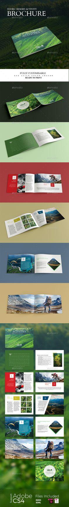 Tours Travels and Resort Activity Brochure - Informational Brochures Download here : https://graphicriver.net/item/tours-travels-and-resort-activity-brochure/19352974?s_rank=84&ref=Al-fatih