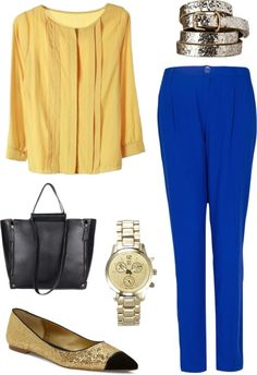 """blue pants 