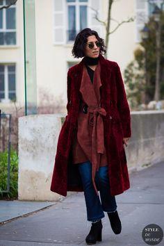 Yasmin Sewell Street Style Street Fashion Streetsnaps by STYLEDUMONDE Street Style Fashion Photography