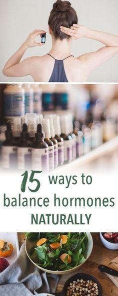 How to Balance Hormones Naturally | Empowered Sustenance