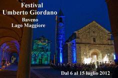 Festival Giordano – Lago Maggiore